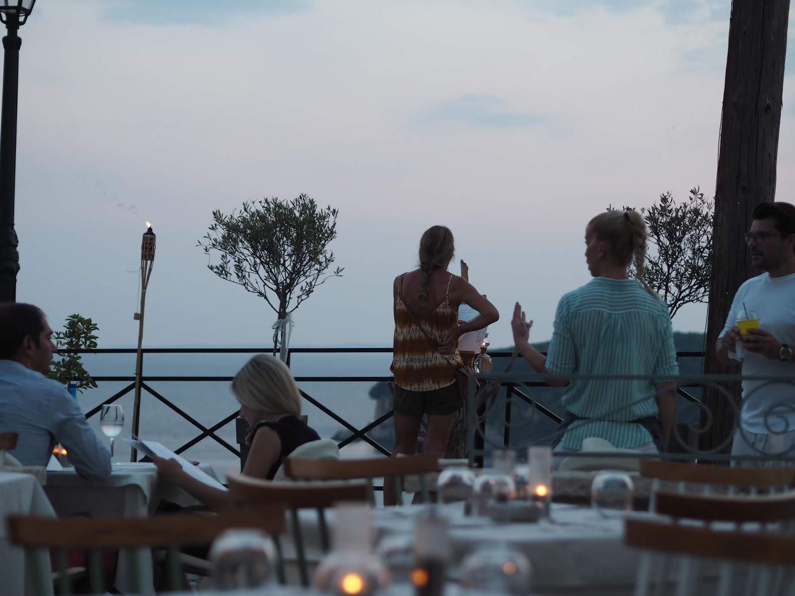 Taverna Stefanos, Parga