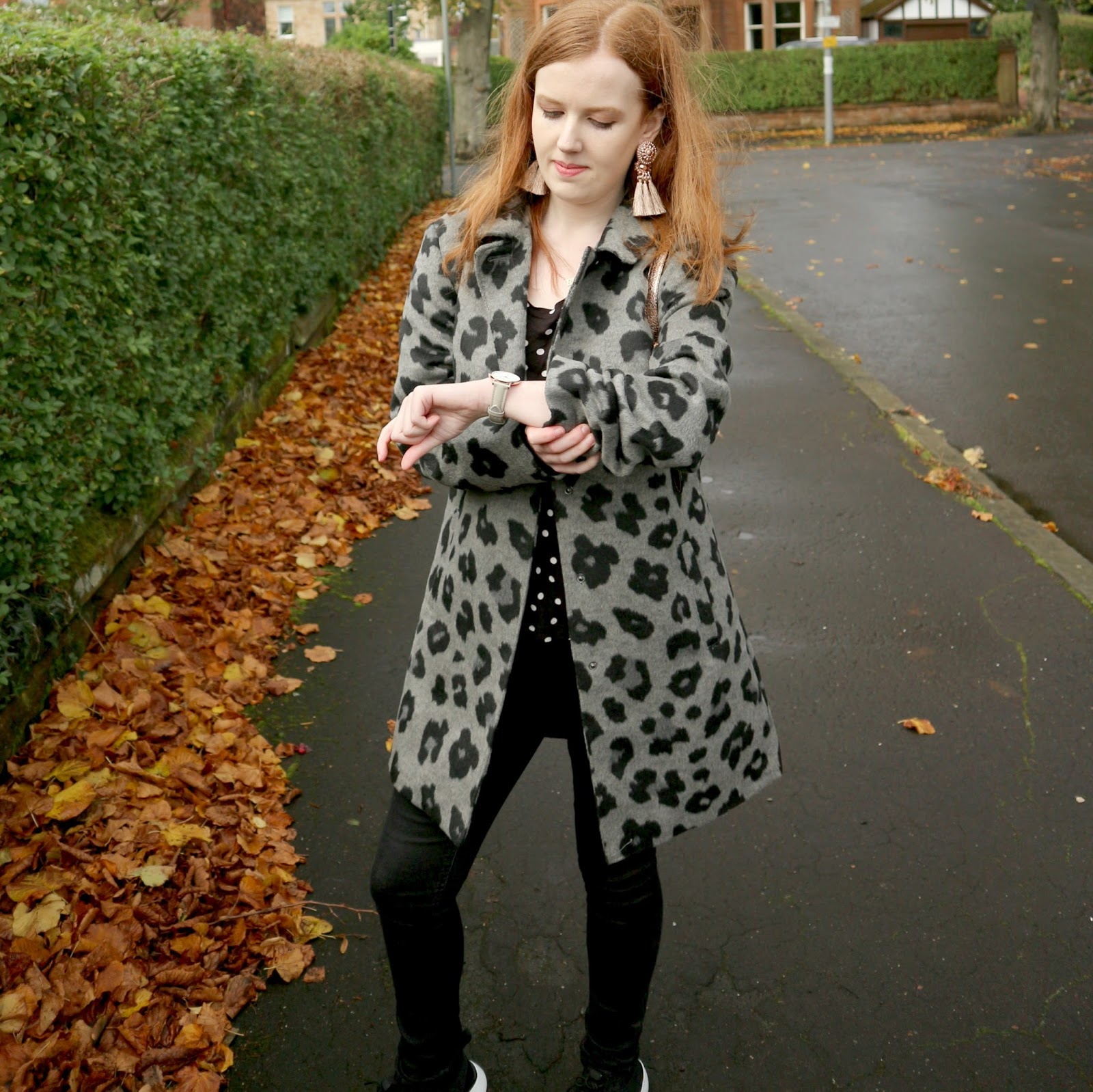 Glasgow fashion blogger
