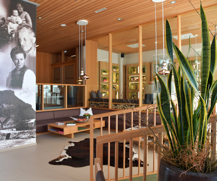 Lifestyle Resort Sonne Mellau, Spa und Wellness, Bregenzerwald, Österreich
