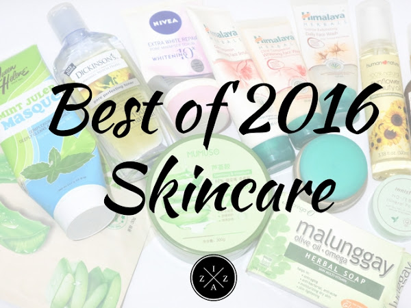 Best of 2016 | Skincare
