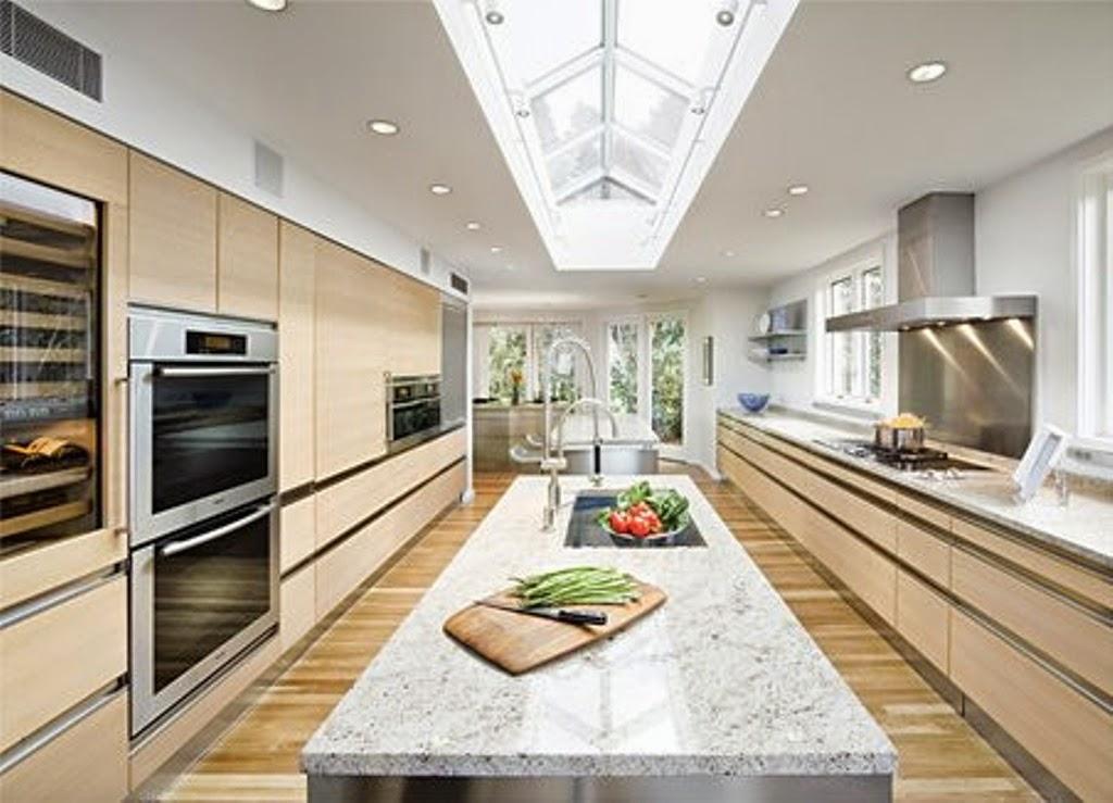 big beautiful kitchen 8