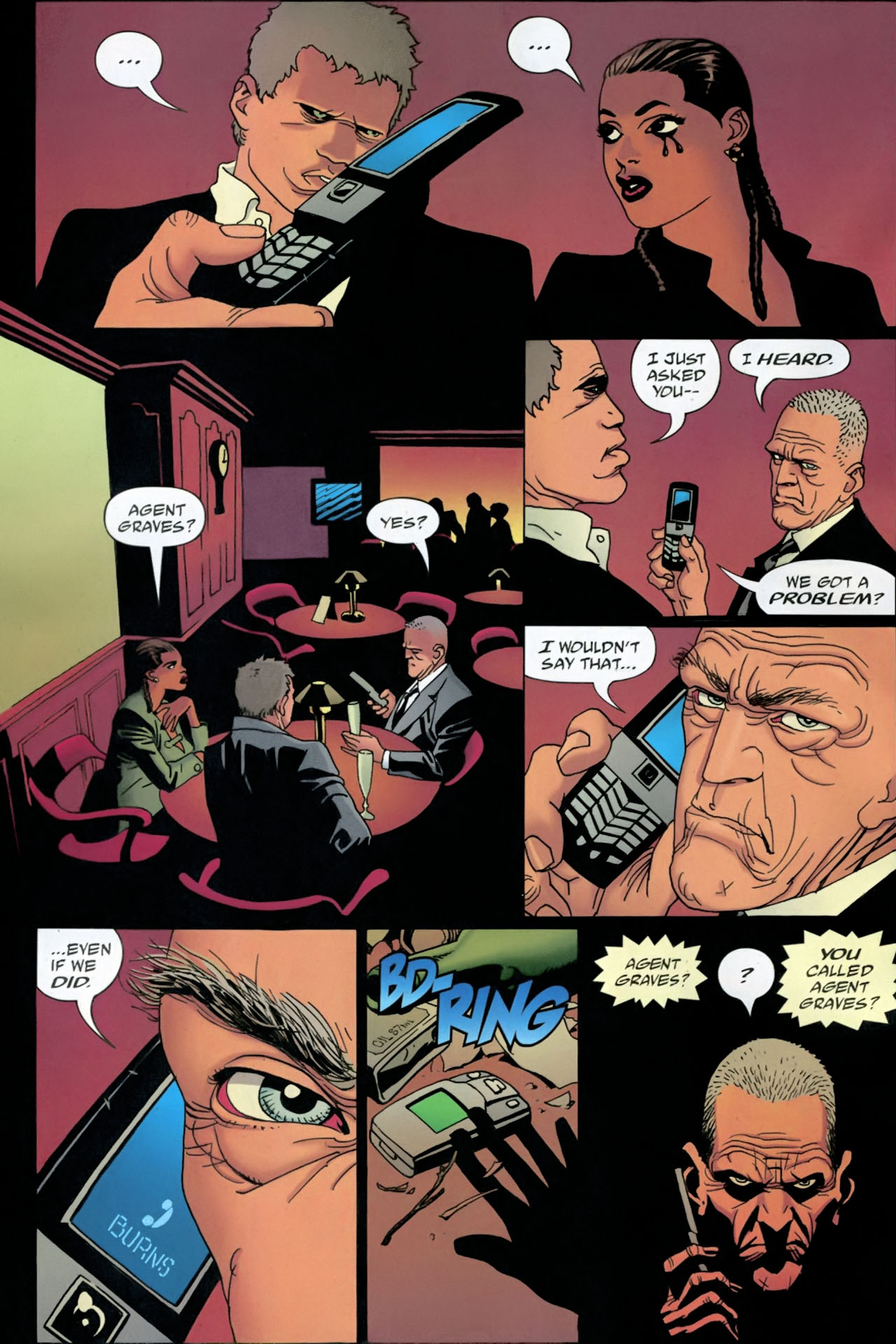Read online 100 Bullets comic -  Issue #89 - 20