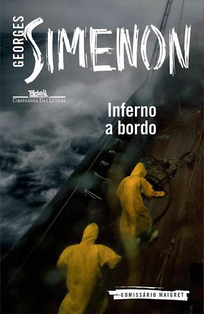 Inferno a bordo - Georges Simenon