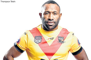 UK Club signs PNG International