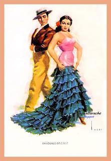 Bailes andaluces - Tuser - Tanguillo de Cádiz