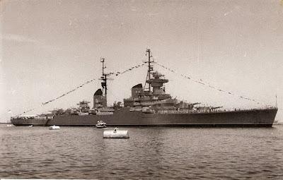 Legenda KRI Irian Kapal Perang Terkuat Yang Pernah di Miliki Indonesia