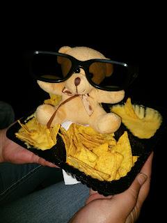 Teddy im Kino