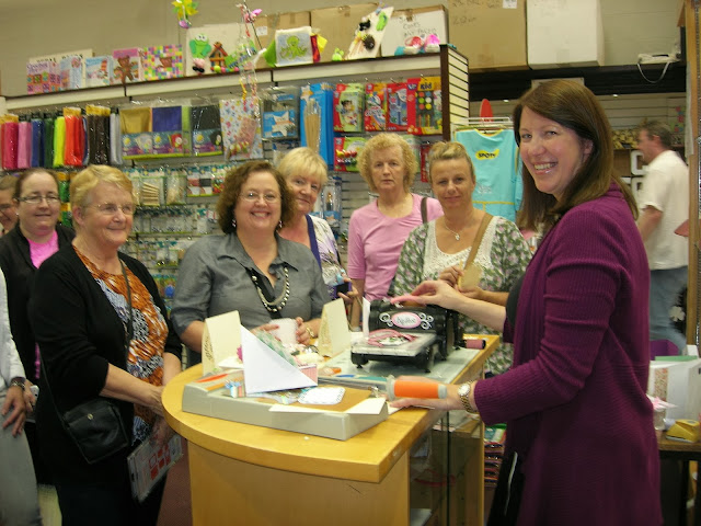 Blanchardstown Inspiring Ideas: A Passion For Cards: September 2013