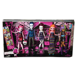 Monster High Draculaura Maul Monsteristas Doll