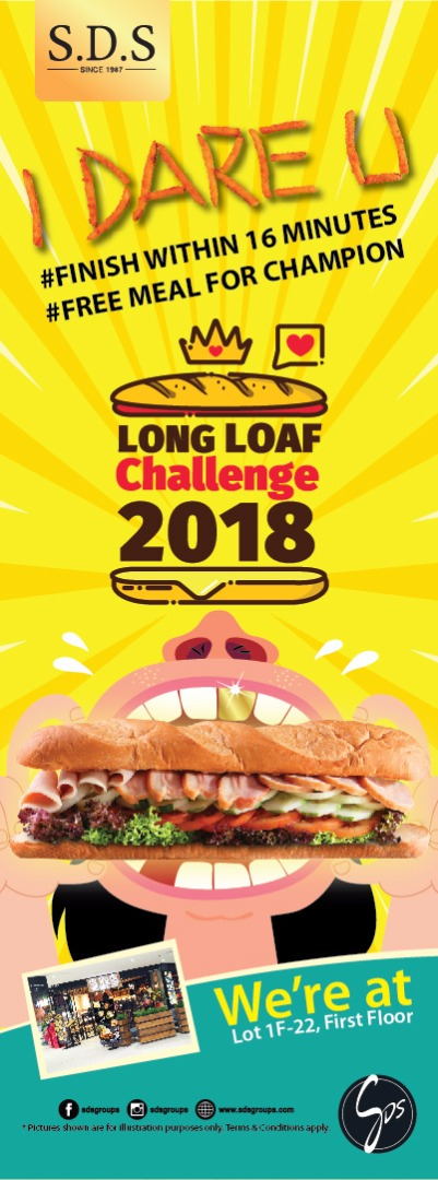 SDS long loaf challenge