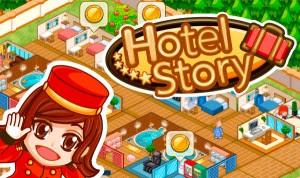 Hotel Story Resort Simulation MOD APK v1.9.6 Terbaru