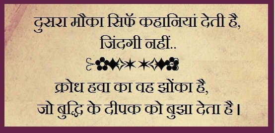 Hindi Quotes On Life And Ageing
