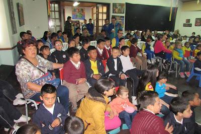 Luna Crearte apoya el quinto Festiencuentro con la infancia