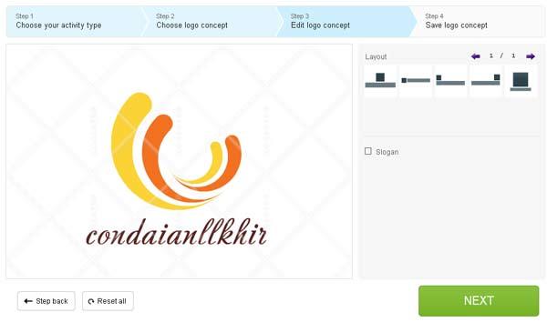 Logstar online logo creator