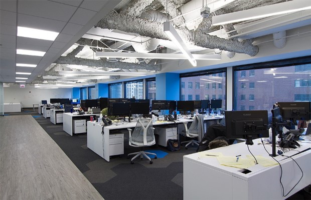 commercial office design trends 2015