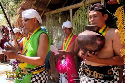 tradisi budaya tuk ngancar desa wisata tinalah kulon progo yogyakarta