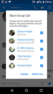 Facebook Messenger Now Launches Group Video Chat - Checkout! URBAN