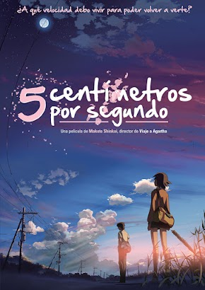 5 Centímetros por Segundo [Audio Español] [Película] [Full HD 1080p]