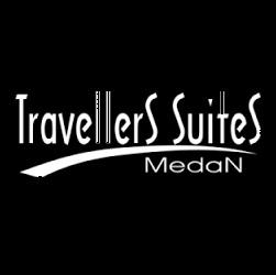Logo Travellers Suites Medan