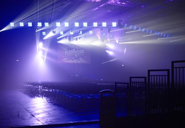MCM Comic Con 2017 blog