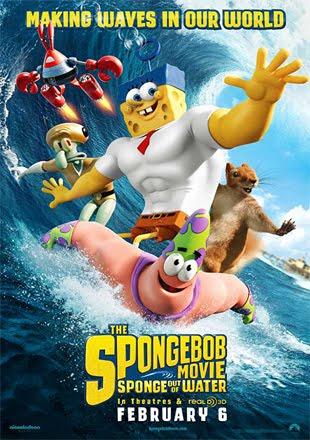 The SpongeBob Movie: Sponge Out of Water 2015 BRRip 720p Dual Audio In Hindi English