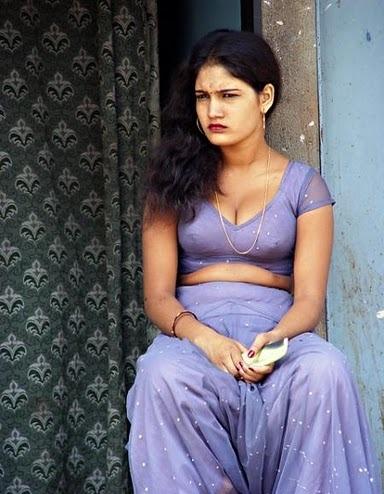 Street prostitute waiting for customer 2 10