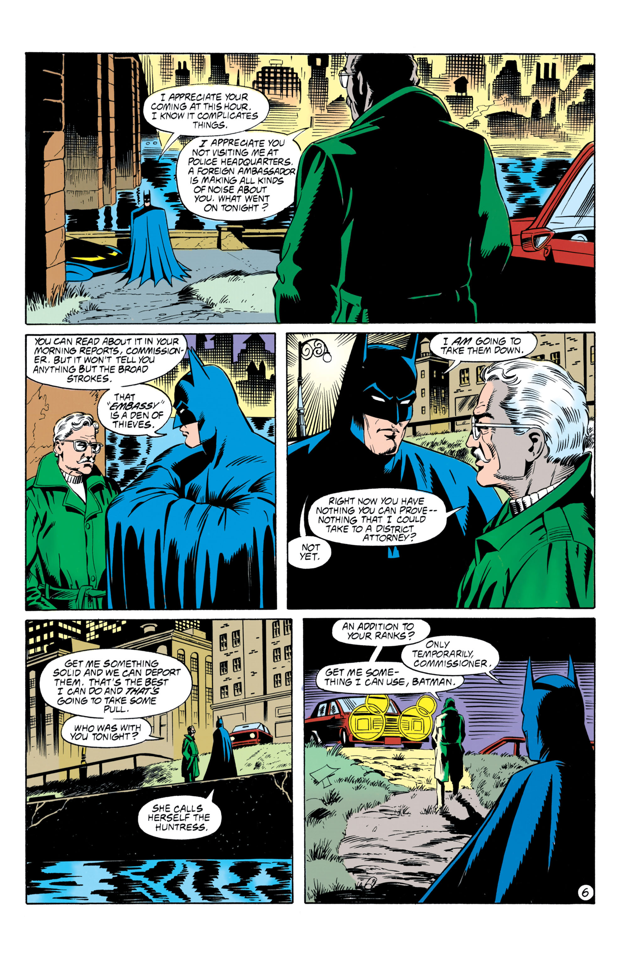 Detective Comics (1937) 653 Page 6