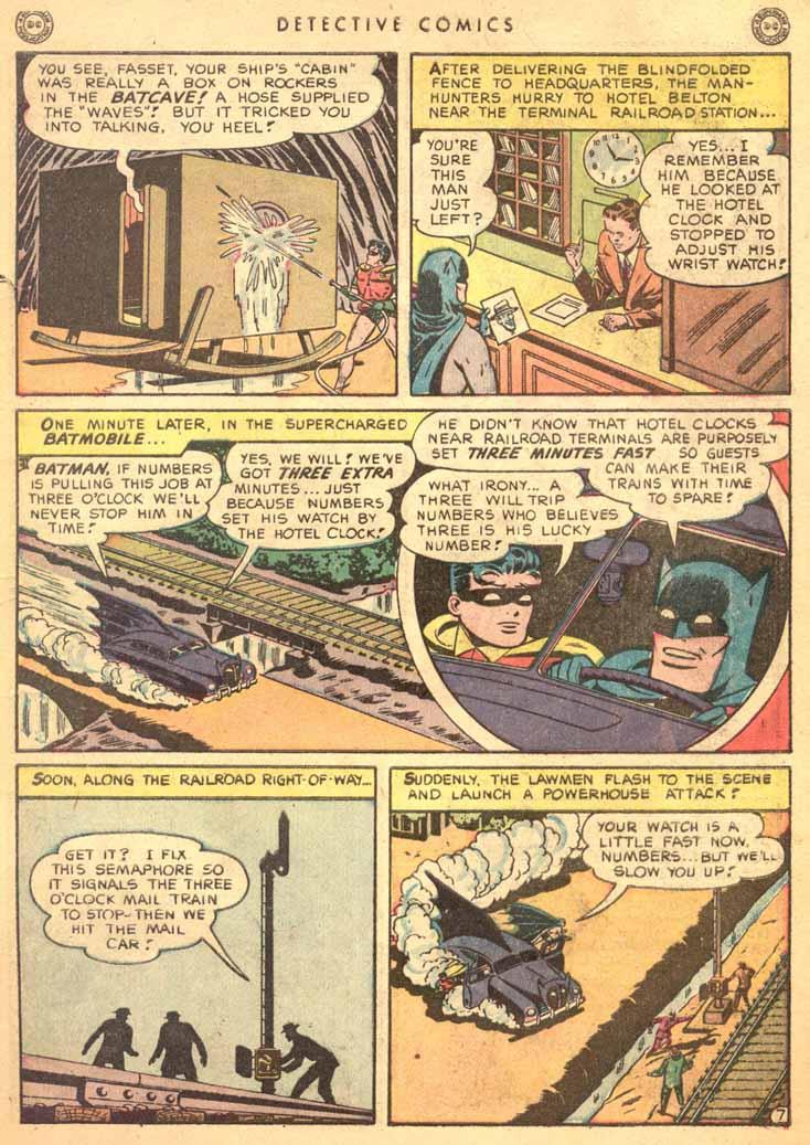 Detective Comics (1937) 146 Page 8