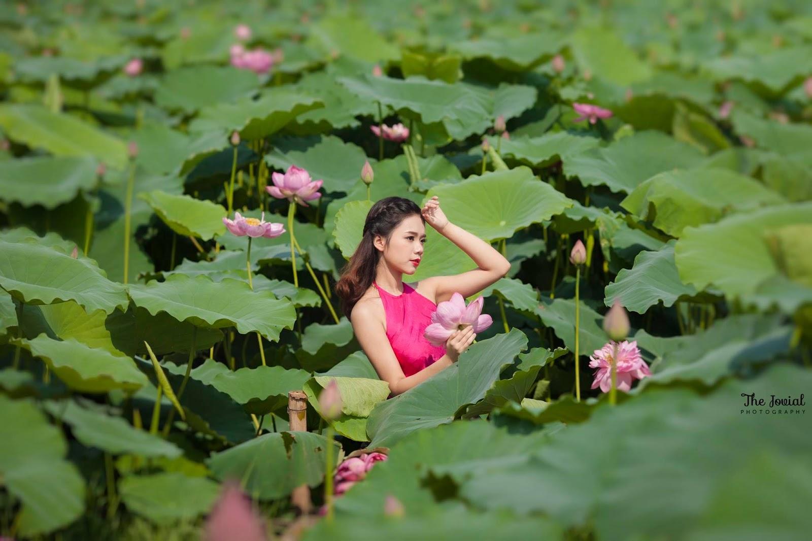 Hot girl Facebook Lê Kiều Oanh