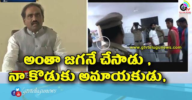 AP Minister Ravela Kishore Babu Sensational Comments On YS Jagan Over Susheel Arrest