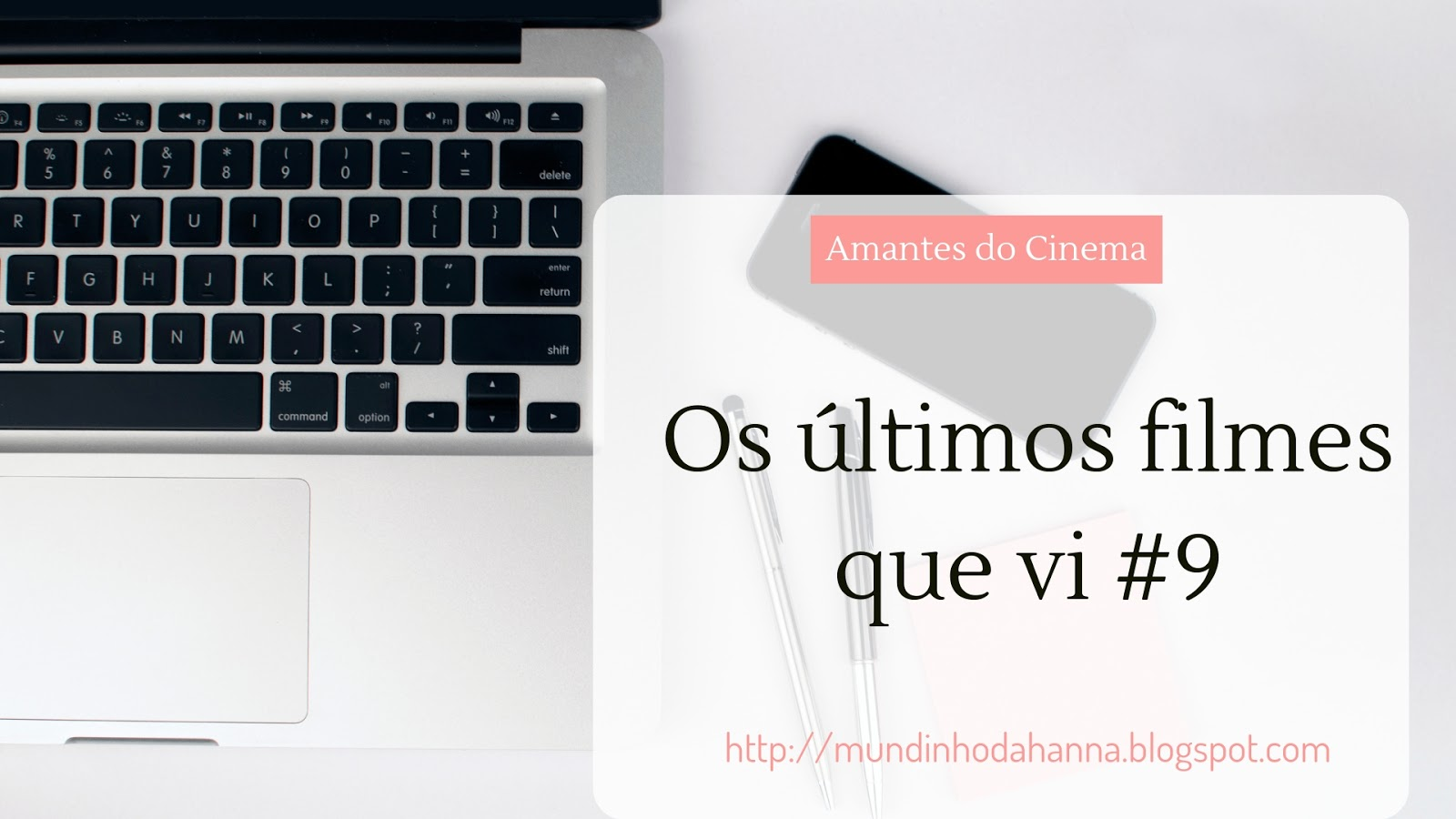 Amantes do cinema