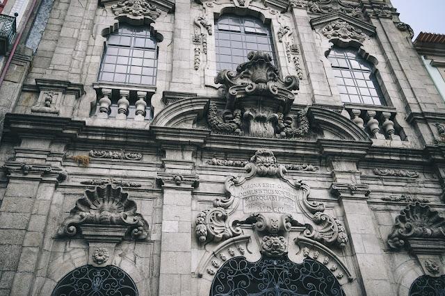 ミゼリコルディア教会(Igreja da Misericórdia do Porto)