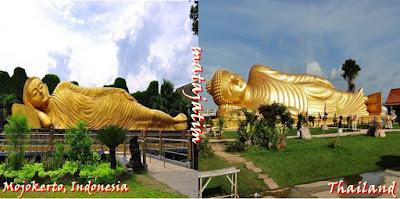 wisata indonesia, Patung Budha