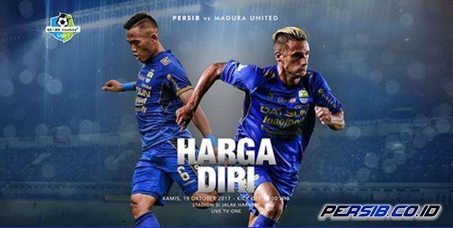 Persib vs Madura United: Essien dan Henhen Absen