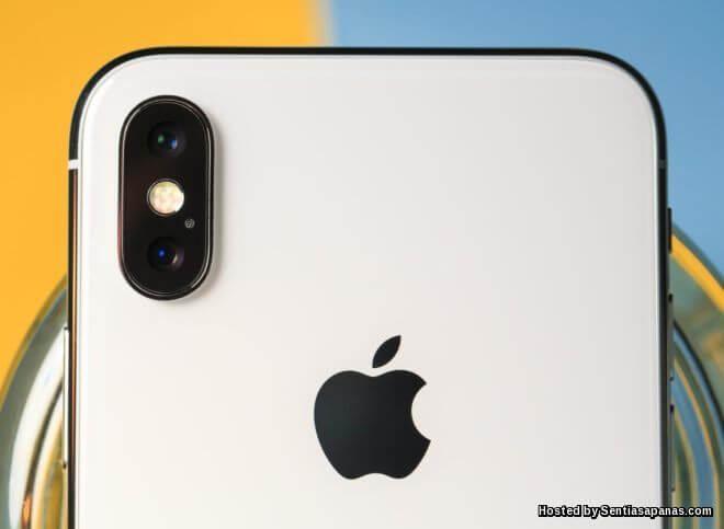 Apple iPhone Dwi-Sim