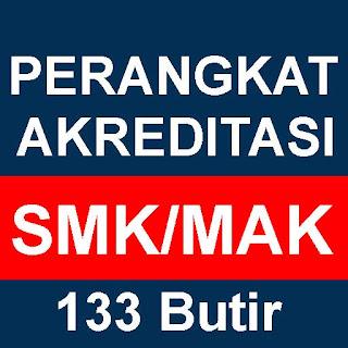 Perangkat Akreditasi SMK MAK Terbaru