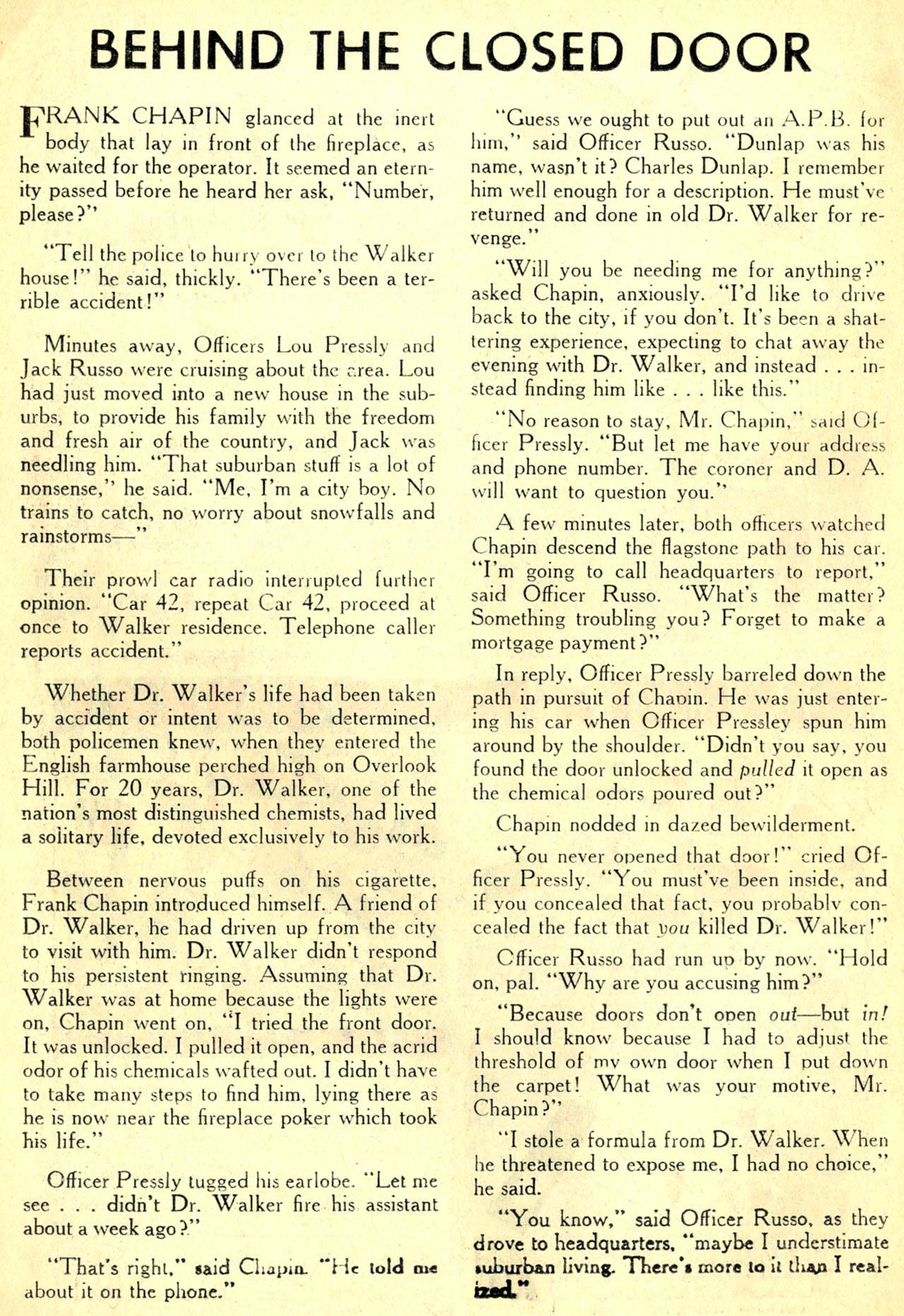 Read online Detective Comics (1937) comic -  Issue #270 - 26