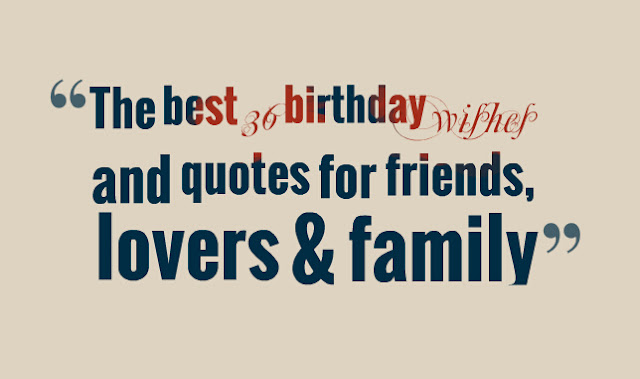 Family Birthday Wishes