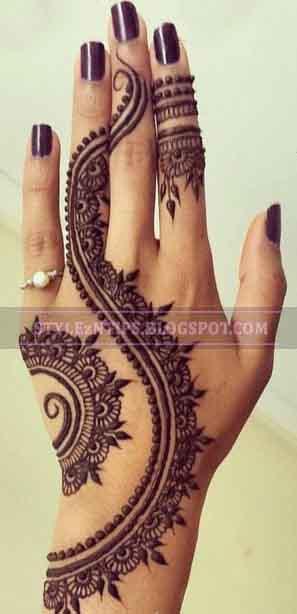 Top 50 Beautiful Mehndi Designs For Hands