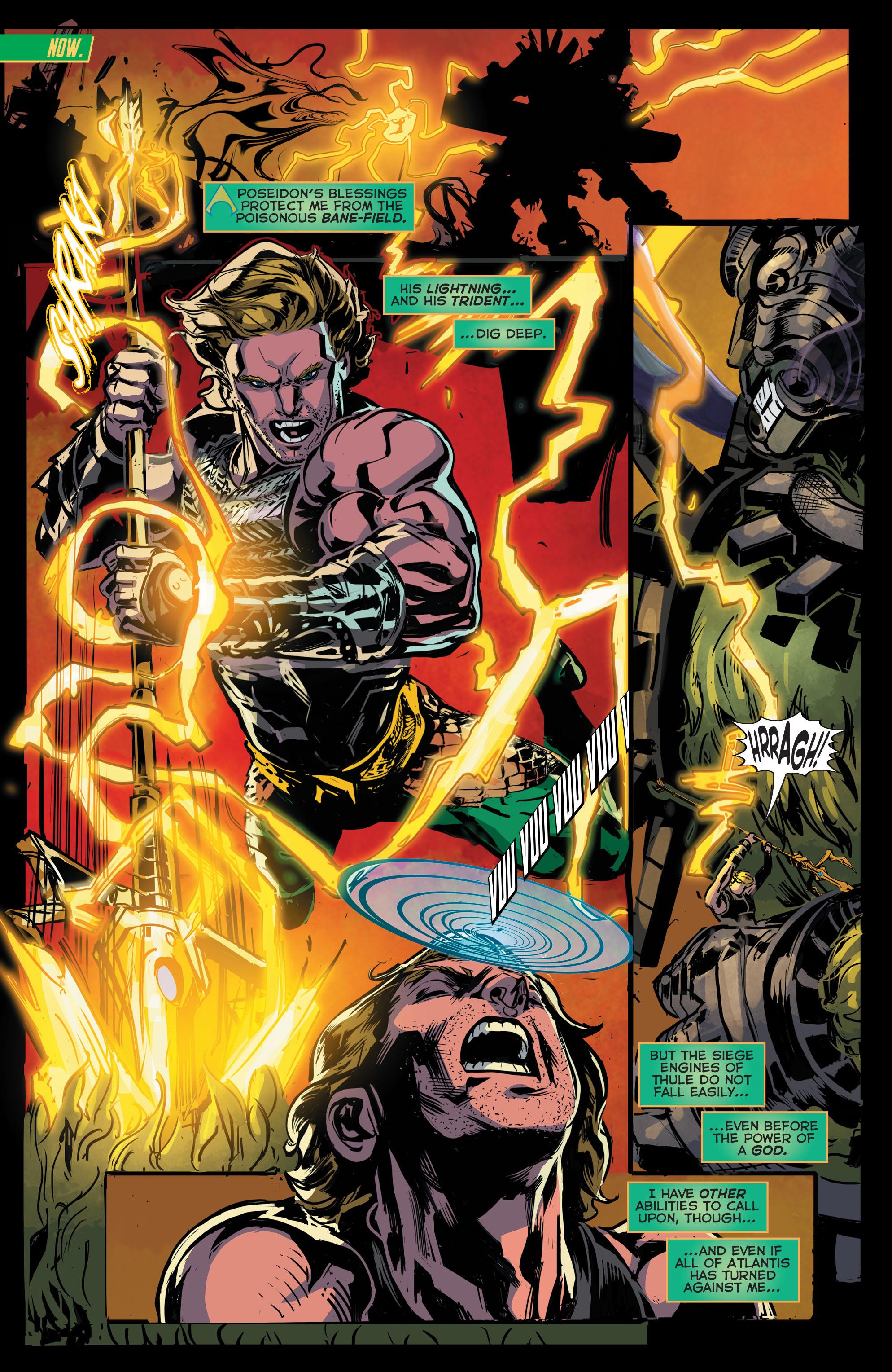 Read online Aquaman (2011) comic -  Issue #43 - 18