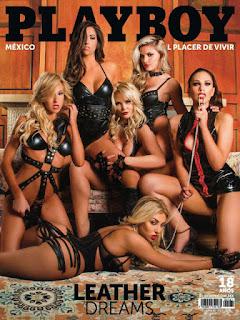 Revista Playboy Mexico-Marzo 2016 PDF Digital