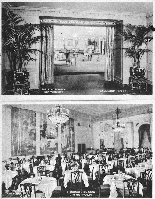 Daytonian In Manhattan: The 1924 Roosevelt Hotel