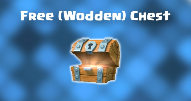 Free (Wooden) Chest