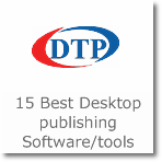 15 Best Desktop publishing Software/tools