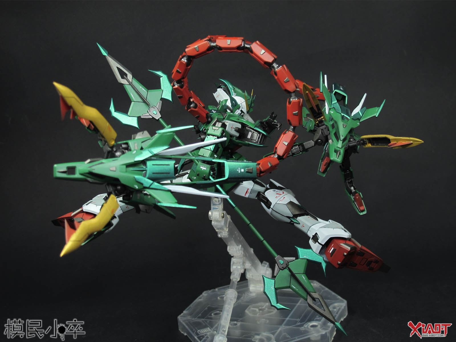 GUNDAM GUY: P-Bandai Exclusive: MG 1/100 Gundam Altron