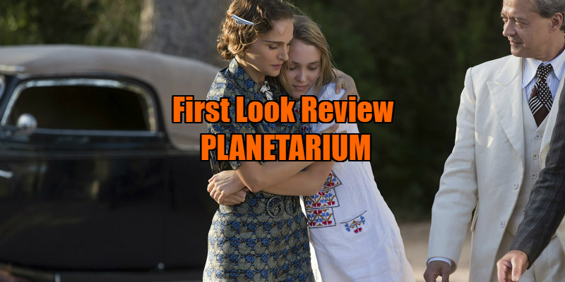 planetarium movie review