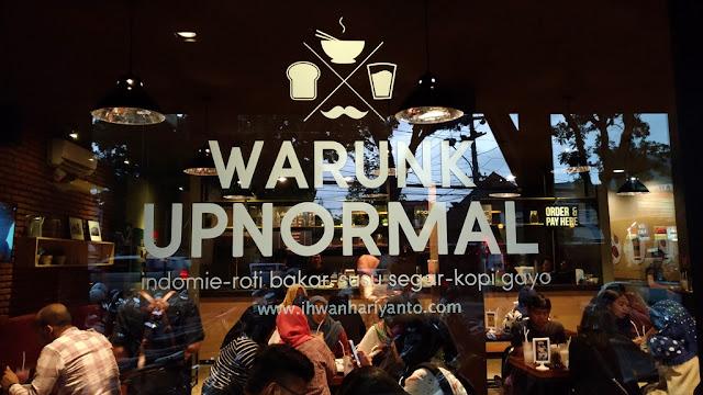 Warunk UpNormal Malang