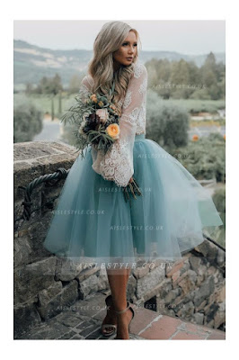 http://www.aislestyle.co.uk/long-sleeve-lace-aline-tea-length-tulle-bridesmaid-dress-p-8520.html