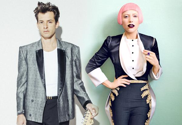"""Honesto, autêntico e analógico"", comenta Mark Ronson sobre o novo álbum de Lady Gaga!"