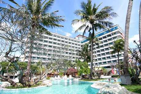 Inna Grand Bali Beach Hotel A In Is One Of The Hotels Located Sanur Exactly Jln Hang Tuah Indonesia